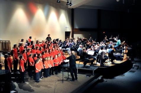YSS w Sudbury Symphony Nov 2010